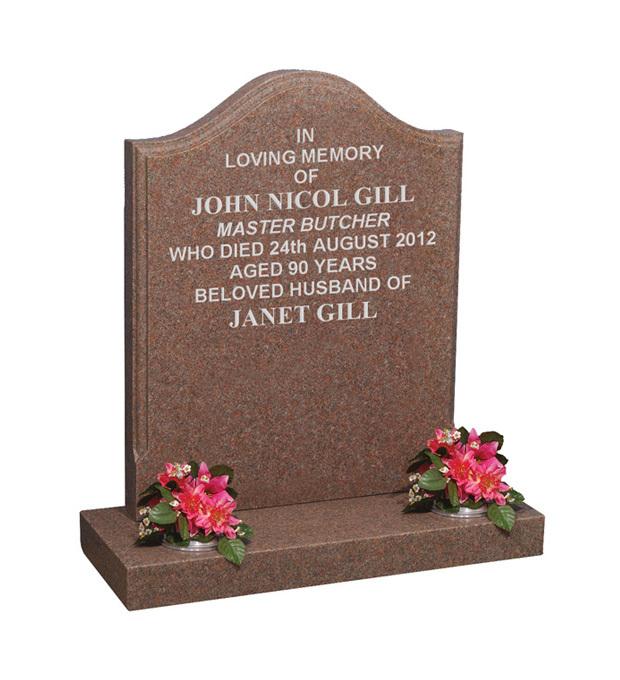 Churchyard Memorials Gill