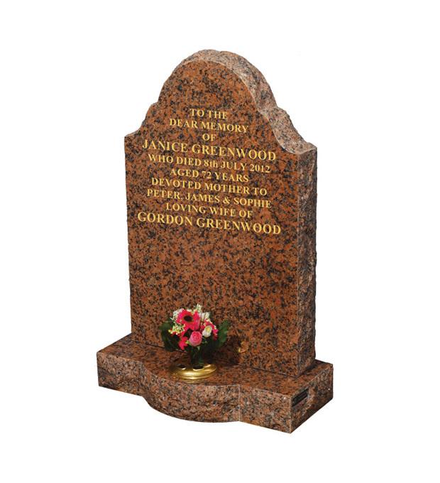 Churchyard Memorials Greenwood