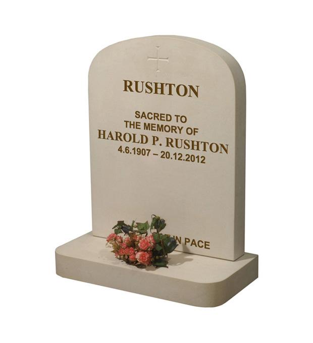 Churchyard Memorials Rushton