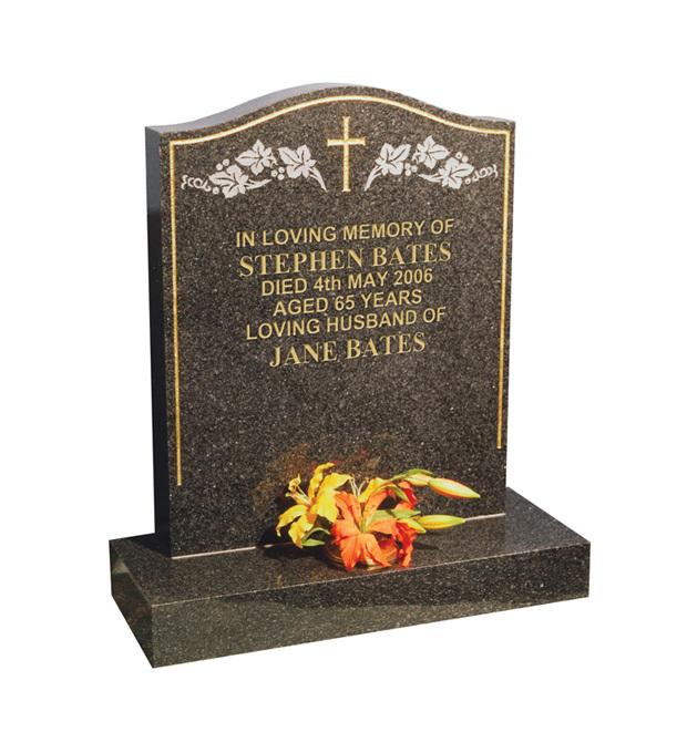 Lawn Memorials Bates
