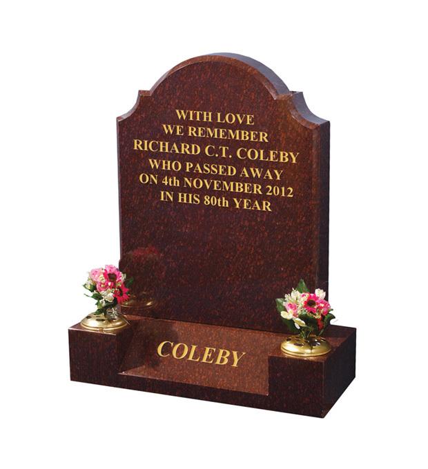 Lawn Memorials Coleby