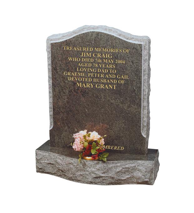 Lawn Memorials Craig