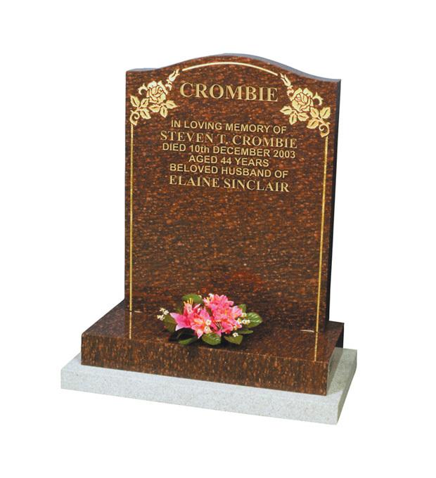 Lawn Memorials Crombie