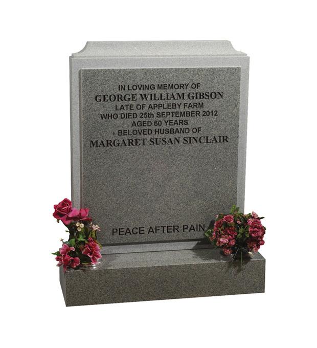 Lawn Memorials Gibson