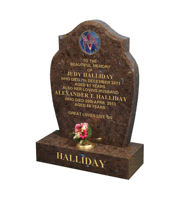 Lawn Memorials Halliday