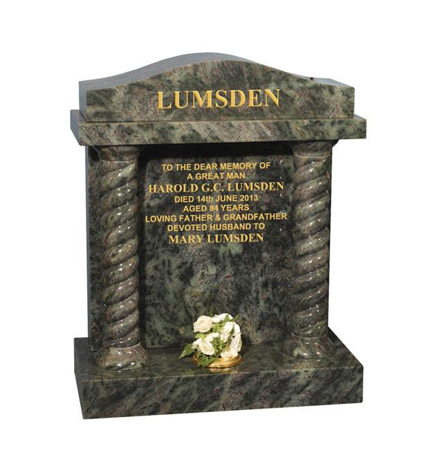 Lawn Memorials Lumsden