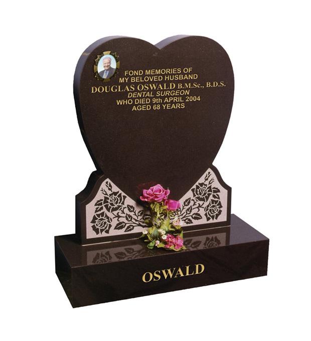 Lawn Memorials Oswald