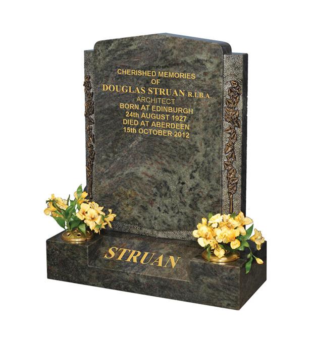 Lawn Memorials Straun