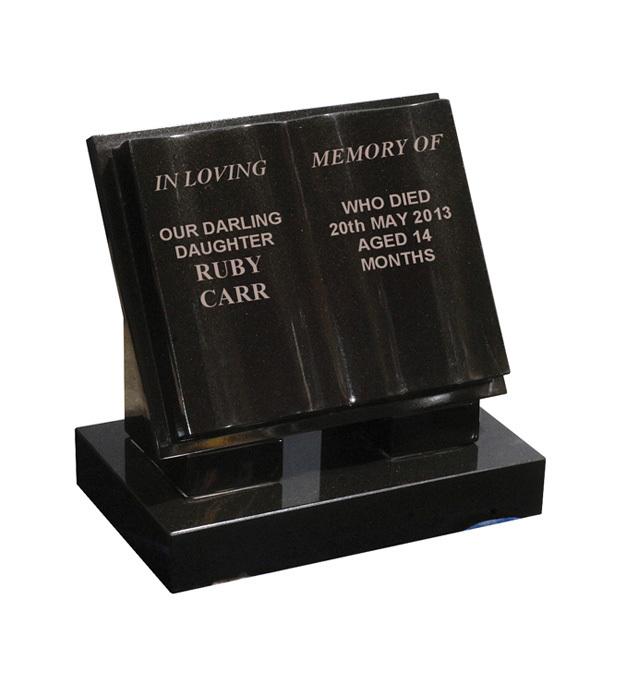 Marker Memorials Carr