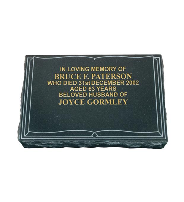 Marker Memorials Paterson
