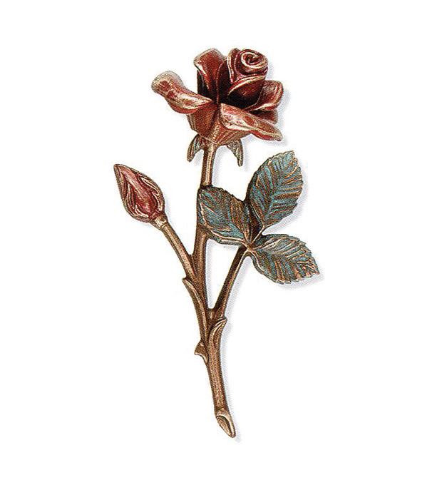 Memorial Attachments Rose