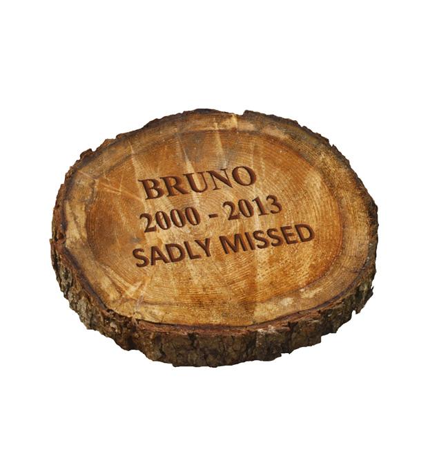 Pet Memorials Bruno