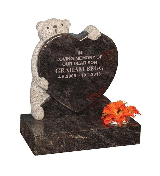 Childrens Memorials Begg