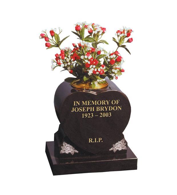 Vase Memorials Brydon