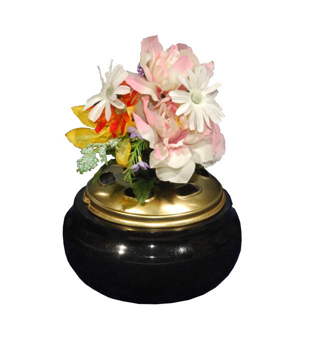 Vase Memorials Vase Collar