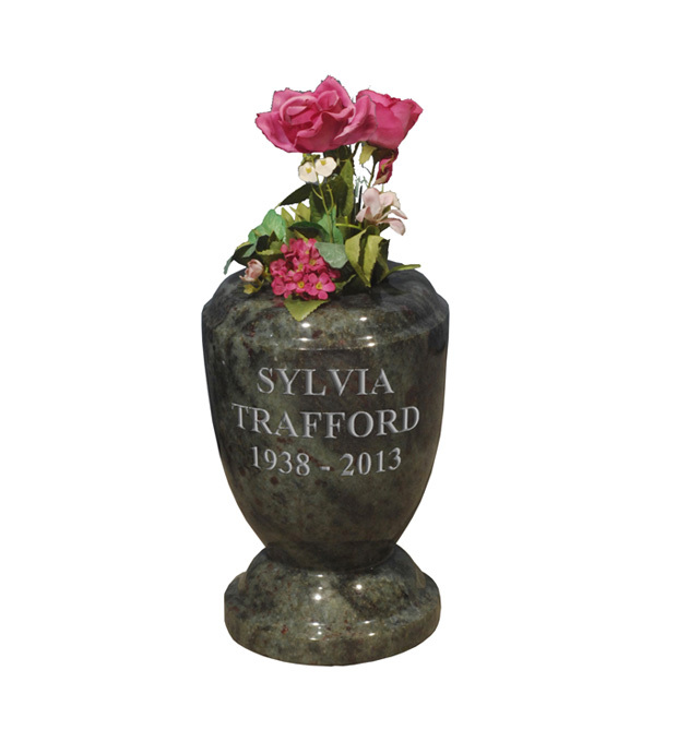 Vase Memorials Trafford